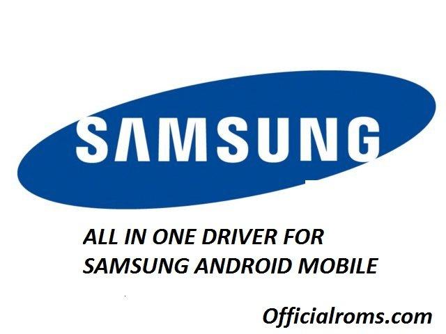 Samsung USB Drivers Free Download