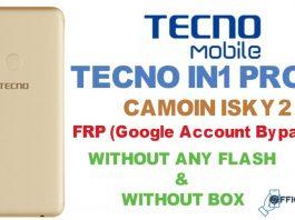 Tecno frp Unlock Archives - Official Roms