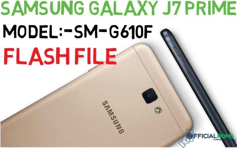 Samsung Sm G610f Stock Firmware Flash File – Dibujos Para Colorear