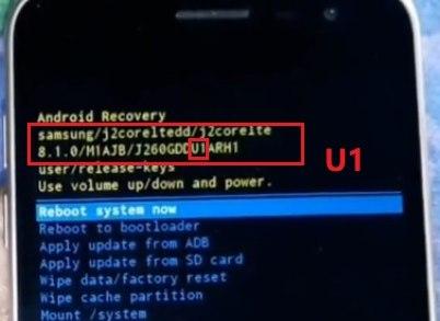 SM-J260G FRP Unlock by odin