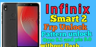 Infinix Smart 2 X5515F Frp Unlock Without Flash (SP Tool)