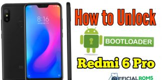 How To Unlock Bootloader On Xiaomi Redmi 6 Pro