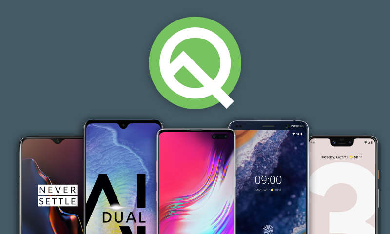 Google Ditches Dessert Android Q is Android 10