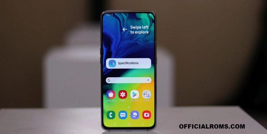 Galaxy A90 5G finally breaks cover in latest leak in India