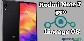 Install Lineage OS 16 for Xiaomi Redmi Note 7 Pro Android 9