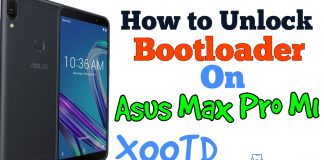 How to Unlock Bootloader on Asus ZenFone Max Pro M1 (X00TD)