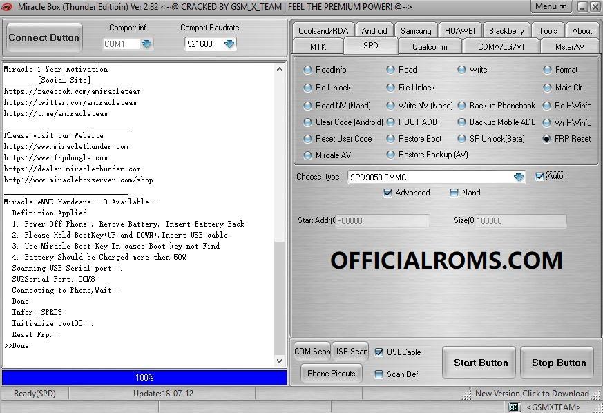 Intex aqua FulVU e5 IP0518ND  frp unlock Without any Box