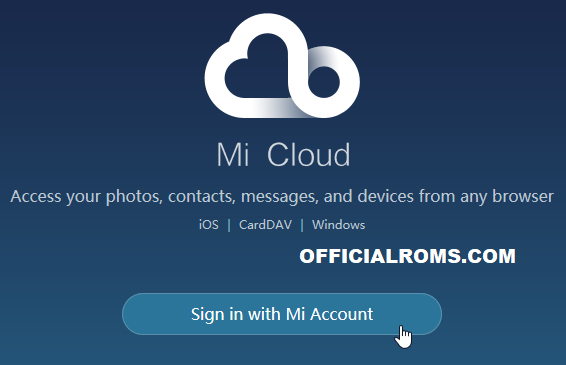 mi Cloud Relock Bootloader, Unlock Bootloader Xiaomi