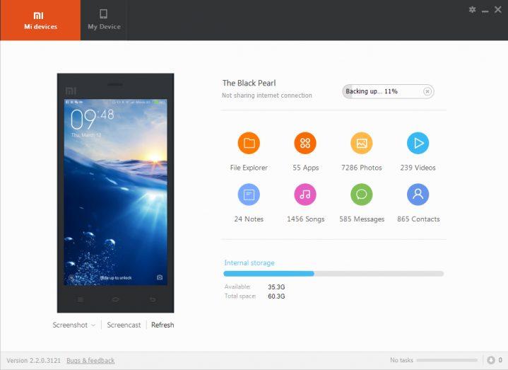 Download Mi PC Suite for Windows 10/8/7/XP | Mi Pc Suite Miui10