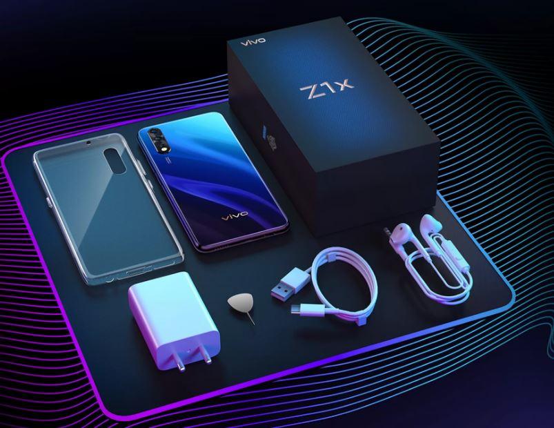 New vivo Z1x - Fully Loaded | Sale On 13th September, 12 PM price in india