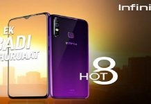 Infinix Hot 8 Price in India, Full Specs (11th September 2019)