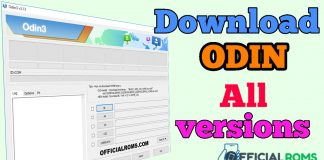 Download Odin Flash Tool (All Versions)