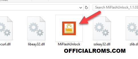 Unlock Mi Flash Tool