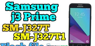Samsung J3 Prime SM-J327T / SM-J327T1 Flash File (Stock ROMs)