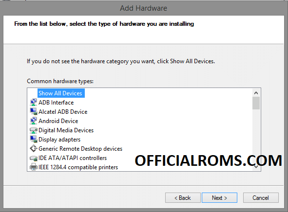 How to install & Download Mediatek Preloader USB VCOM Drivers in Windows 7,8,10