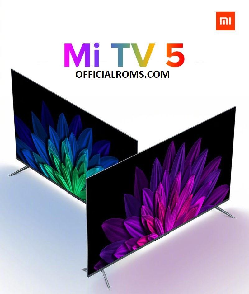 Mi TV 5 and Mi TV 5 Pro TVs Photo And Prices