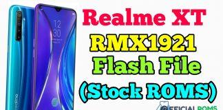 Realme RMX1921 Flash File