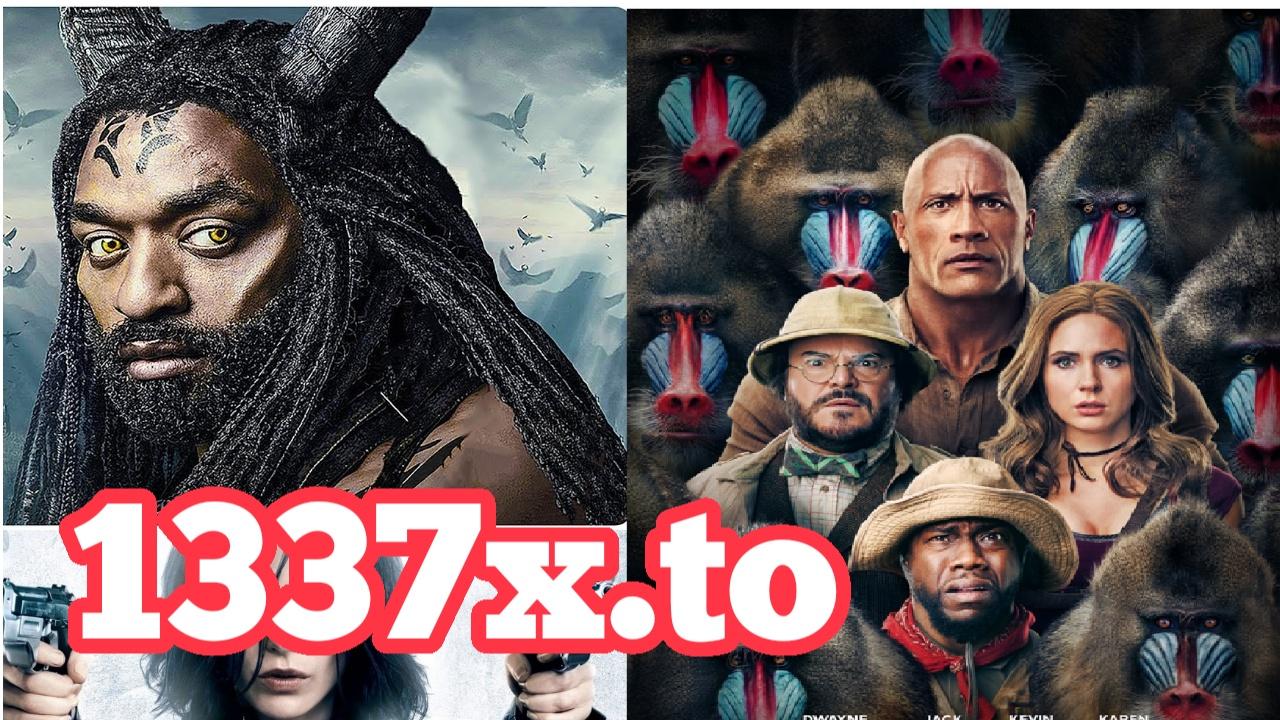 1337X Torrent movies