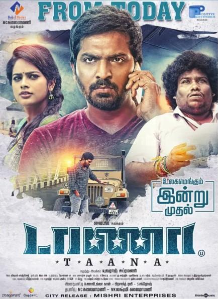 Taana (2020) Tamil Full Movie Added [Proper HDRip (Original Version)] Movies Leaked by Madras Rockies