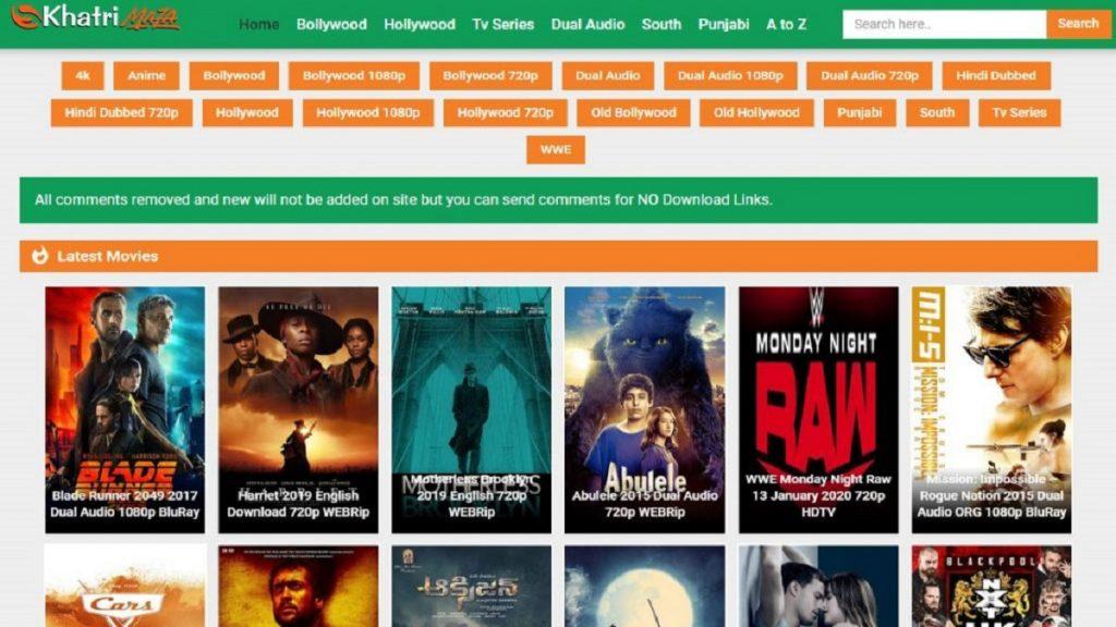 Khatrimaza 9x South Indian Movies Bollywood Movie Khatrimaza pro