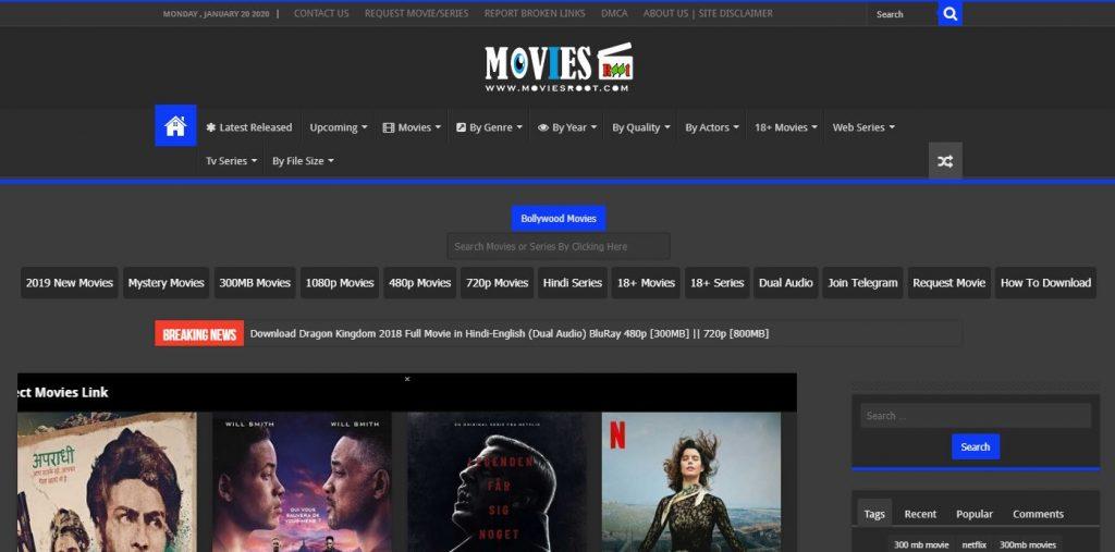 MoviesRoot - moviesroots.in -300mb Movies, HD movies