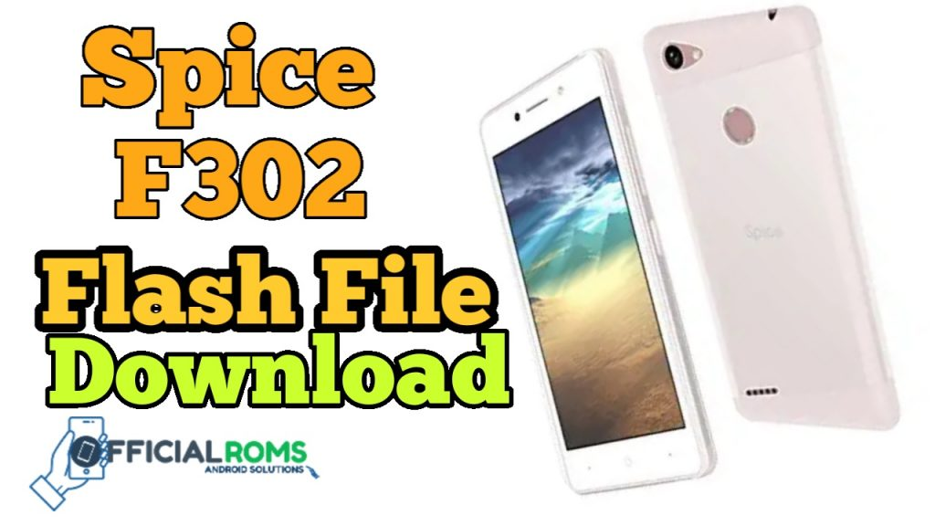 Spice F302 Working Flash File (Stock ROM)