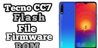 Tecno CC7 Flash File (Firmware ROM)
