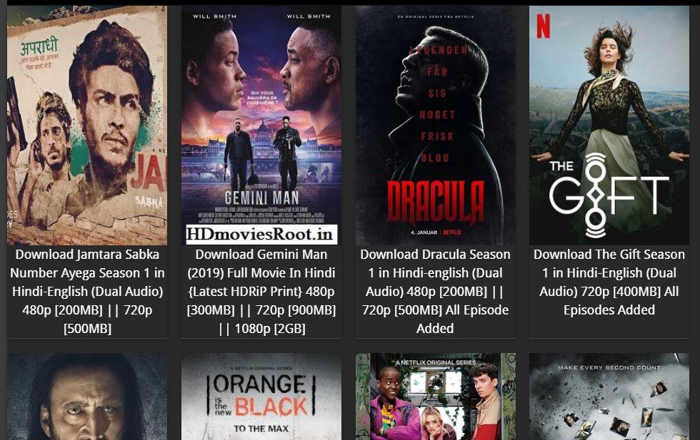 MoviesRoot 2021 - moviesroot.com -300mb Movies, HD movies