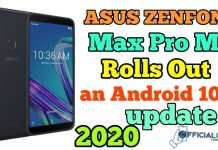 ASUS Zenfone Max Pro M1 rolls out an Android 10 beta update