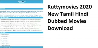 Kuttymovies 2020 New Tamil Hindi Dubbed Movies Download