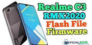 Realme C3 Flash File