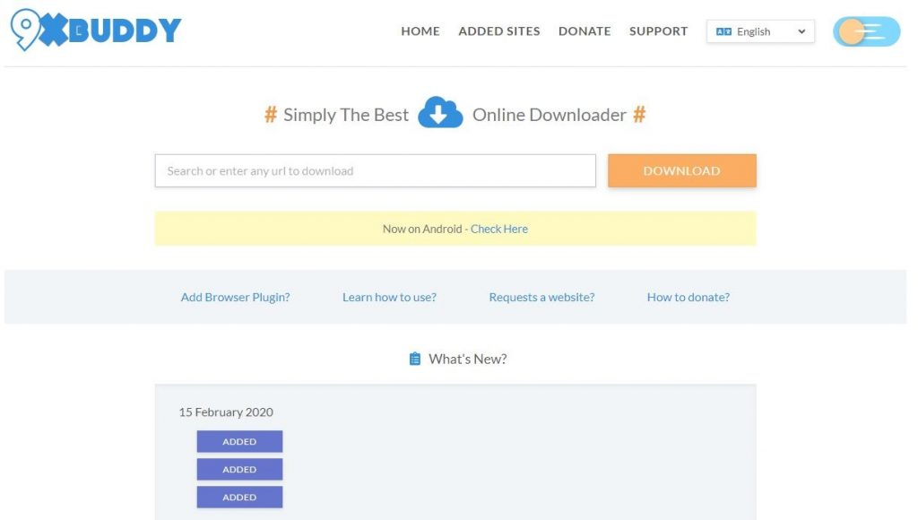 9xbuddy 2021 Best Online Video Downloader Youtube