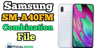 A40FM-combination-File