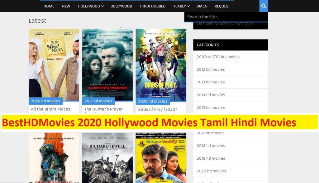 besthdmovies 2021 Download Hollywood Tamil Hindi Movies