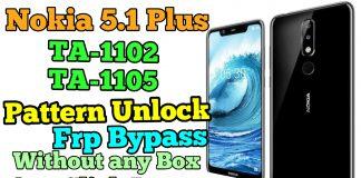 Nokia-5.1-Plus frp bypass