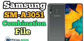 SM-a3051 Combination File