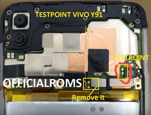 Vivo 1811 Pattern unlock & Frp bypass Android 9.0