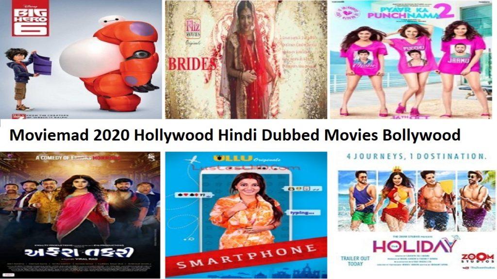 Moviemad 2021 Hollywood Hindi Dubbed Movies Bollywood