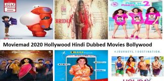 Moviemad 2020 Hollywood Hindi Dubbed Movies Bollywood