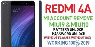 Redmi-4A-mi-account-remove
