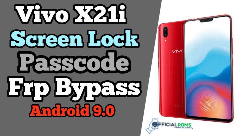 Vivo X21i Screen Lock Remove Without Any Box