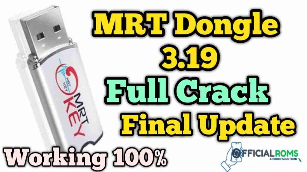 MRT 3.19 Crack With Loader
