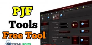 PJF Tools v1.1.3 Latest Tool Without Dongle 2020