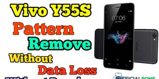Vivo Y55S Pattern Unlock Without Data Loss Easy Method 2020