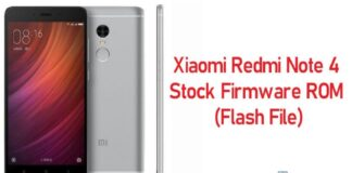 Xiaomi Mi Redmi Note 4 MIUI 11 Stock Firmware ROM (Flash File)