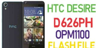 HTC Desire D626ph Flash File Free Download