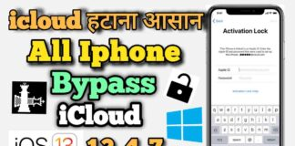 How to Remove iCloud Bypass Using Window LiveUSB Method
