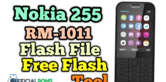 Nokia 255 Flash File RM-1011 With Flash Tool