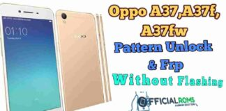 Oppo Pattern Unlock Any Mobile