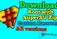 Download and Root with SuperSU Zip Latest Version v2.46